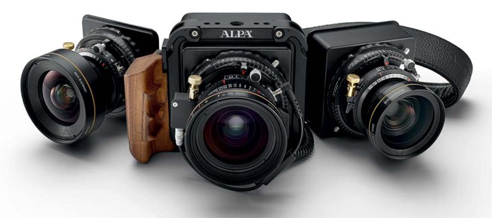 Phase One Alpa A280 Camera System 2