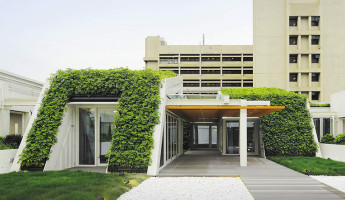 SK Yee Healthy Life Center Green Roof Design by Ronald Lu and Partners - Photo by Kalson Ho 1