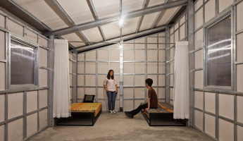 Prefab Tiny House by Vo Trong Nghia 3
