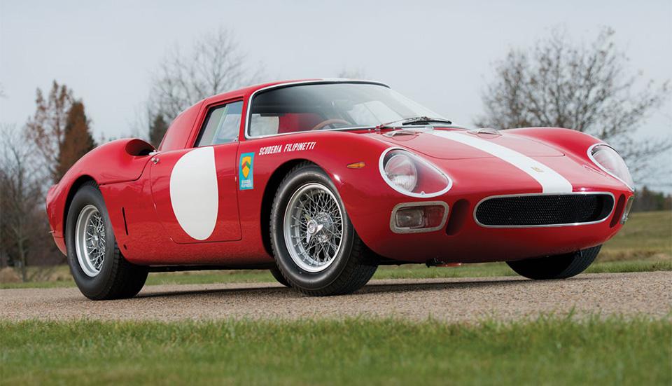1964 Ferrari 250 LM by Scaglietti 1