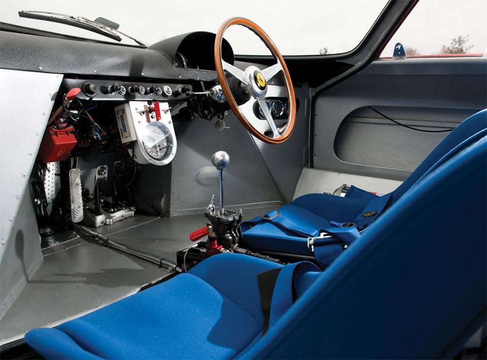 1964 Ferrari 250 LM by Scaglietti 10