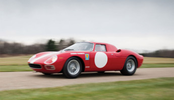 1964 Ferrari 250 LM by Scaglietti 11