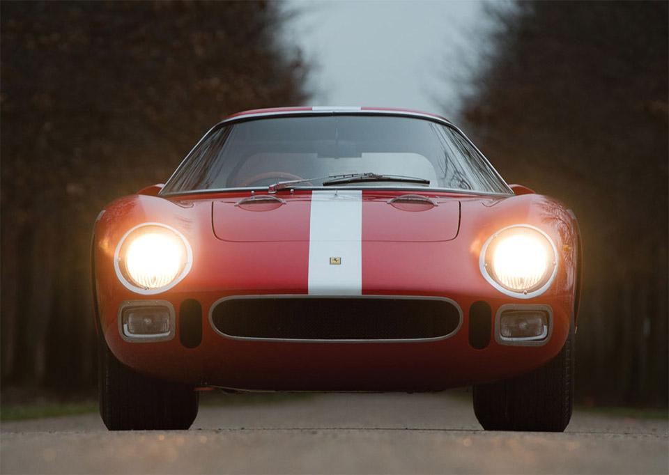 1964 Ferrari 250 LM by Scaglietti 12