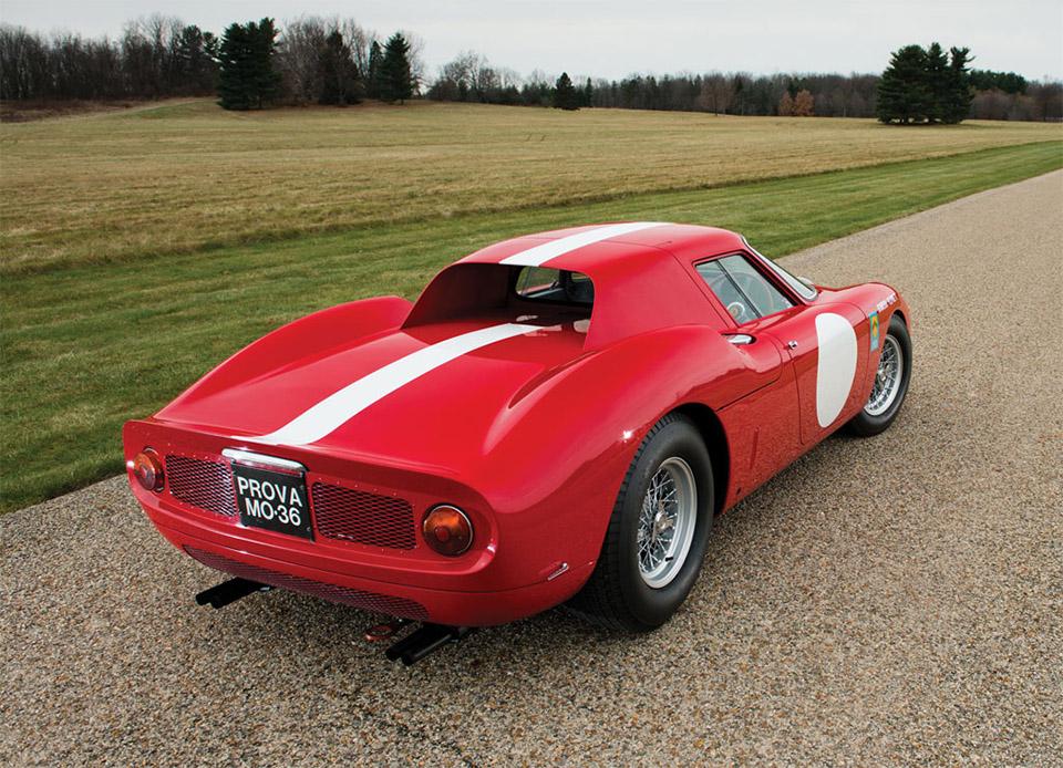 1964 Ferrari 250 LM by Scaglietti 2