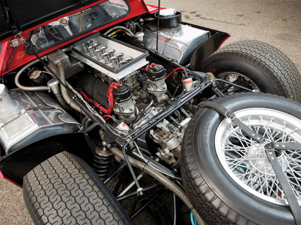 1964 Ferrari 250 LM by Scaglietti 3