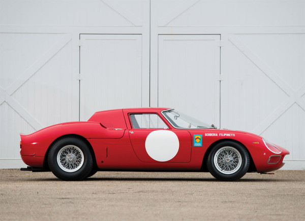 1964 Ferrari 250 LM by Scaglietti 5 600x436 This $10M Ferrari Could Begin a Record Year for Car Auctions