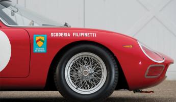 1964 Ferrari 250 LM by Scaglietti 6