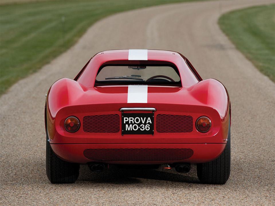 1964 Ferrari 250 LM by Scaglietti 8