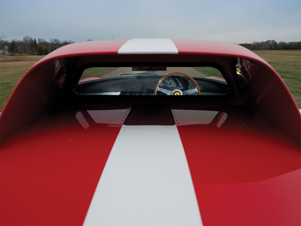 1964 Ferrari 250 LM by Scaglietti 9