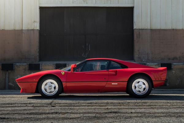 1984 Ferrari 288 GTO 5 600x403 Once the Worlds Fastest, This 1984 Ferrari 288 GTO Sells for Over $2M