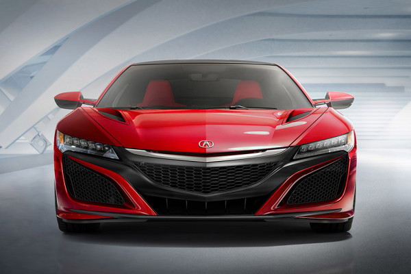 2016 Acura NSX 5