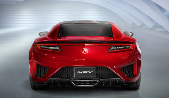 2016 Acura NSX 6