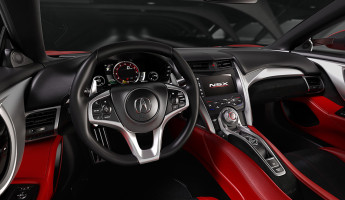 2016 Acura NSX 8