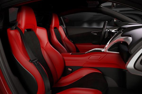 2016 Acura NSX 9