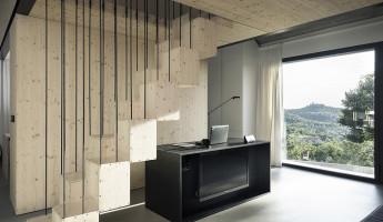 Compact Karst House by Dekleva Gregorič Arhitekti 10