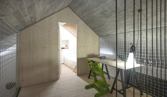 Compact Karst House by Dekleva Gregorič Arhitekti 12