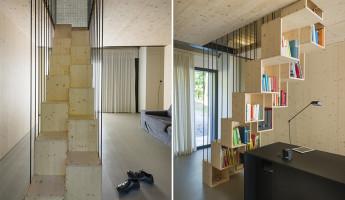 Compact Karst House by Dekleva Gregorič Arhitekti 13