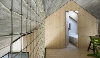 Compact Karst House by Dekleva Gregorič Arhitekti 14