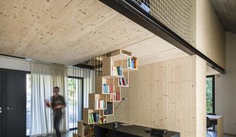 Compact Karst House by Dekleva Gregorič Arhitekti 15