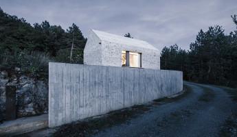 Compact Karst House by Dekleva Gregorič Arhitekti 5