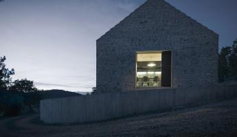 Compact Karst House by Dekleva Gregorič Arhitekti 6