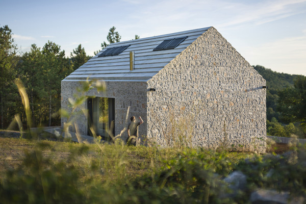 Compact Karst House by Dekleva Gregorič Arhitekti 8