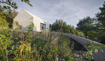Compact Karst House by Dekleva Gregorič Arhitekti 9