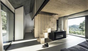 Compact Karst House by Dekleva Gregorič Arhitekti hero