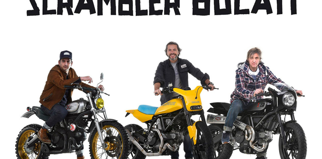 Ducati Scrambler Special 1