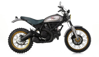 Ducati Scrambler Special by Officine Mermaid 1