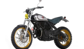Ducati Scrambler Special by Officine Mermaid 3