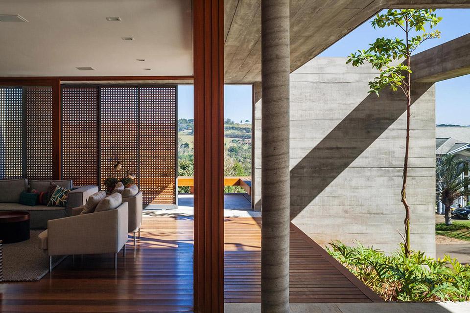 FT House by Reinach Mendonça Arquitetos Associados – Photo by Nelson Kon 5