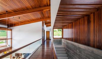 FT House by Reinach Mendonça Arquitetos Associados - Photo by Nelson Kon 8