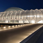 Florida-Polytechnic-University-IST-Building-Exterior-Twilight-Bridge-S-Curve-Exposure-Composite_960