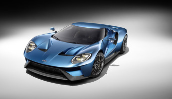 Ford GT Supercar 1