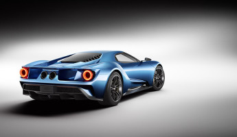 Ford GT Supercar 3