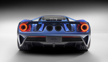 Ford GT Supercar 4