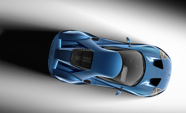 Ford GT Supercar 5