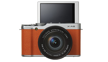 Fujifilm X-A2 Mirrorless Digital Camera 2