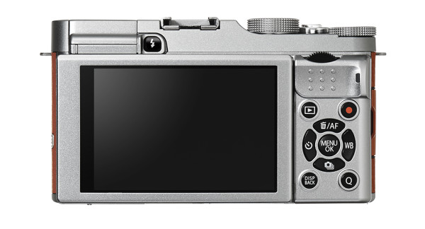 Fujifilm X A2 Mirrorless Digital Camera 4 600x324 Fujifilm X A2 Camera Packs Selfie Friendly Fundamentals
