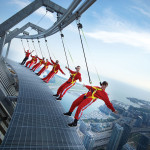 CN TOWER - EdgeWalk Receives Guinness World Records® Title