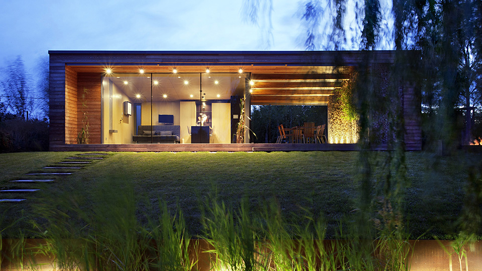 Holiday Cottage by Tóth Project Architect Office – Photo by Tamás Bujnovszky 5