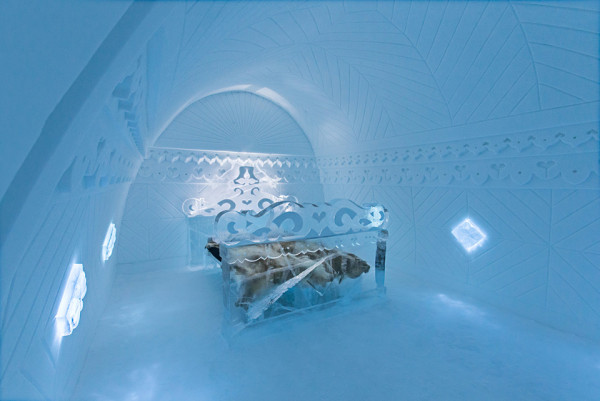 Icehotel Ice Hotel Rooms 2015 3 600x401 Icehotel Reveals Incredible New Ice Hotel Rooms