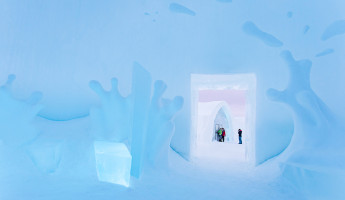 Icehotel Ice Hotel Rooms 2015 5