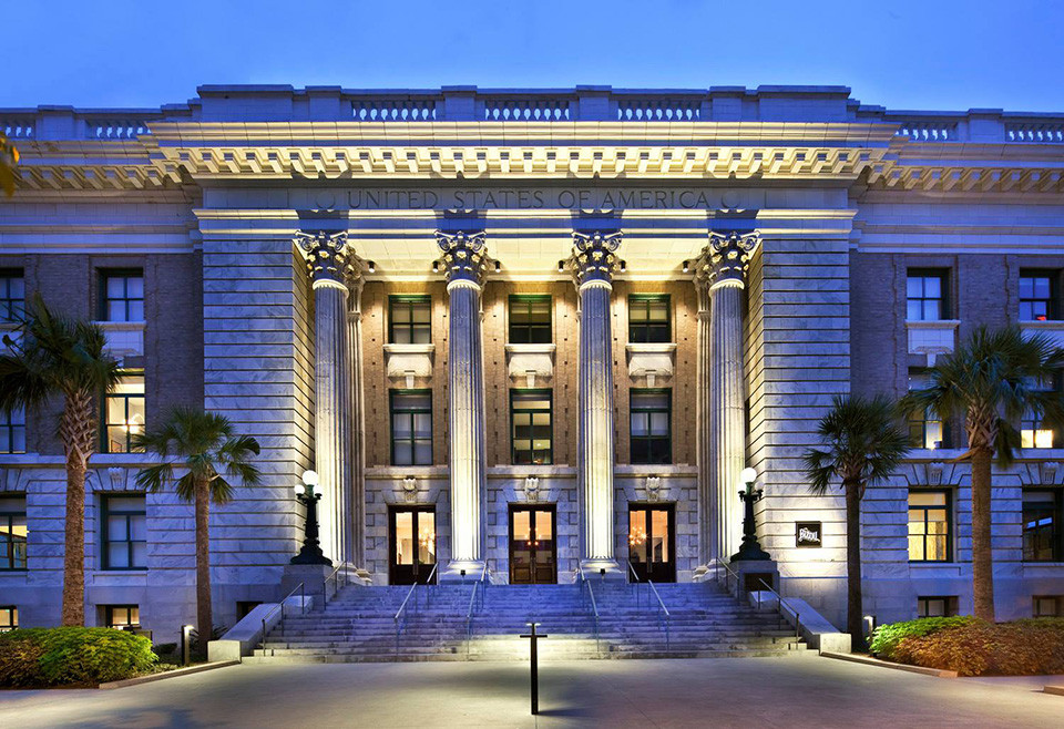 Designer Boutique Hotels 2015 - Le Meridien Tampa Florida 1