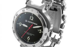 Leatherman Tread Wearable Multitool Watch Bracelet 3