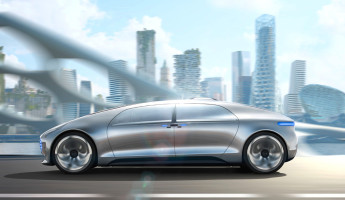 Mercedes-Benz F 015 Luxury in Motion Concept 1