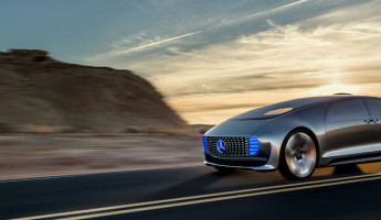 Mercedes-Benz F 015 Luxury in Motion Concept 2