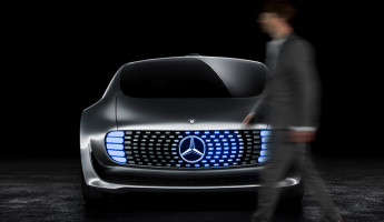 Mercedes-Benz F 015 Luxury in Motion Concept 3