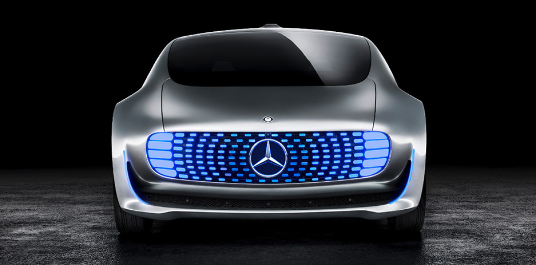 Mercedes-Benz F 015 Luxury in Motion Concept 4